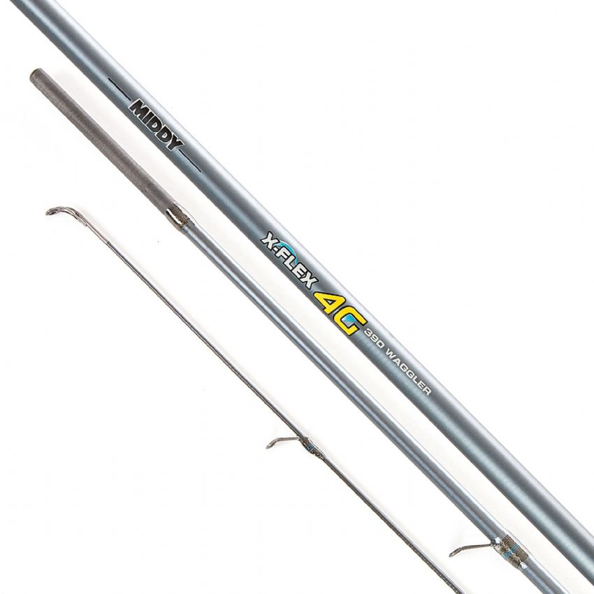 Middy 4g X Flex 390 13' Waggler Rod - Soar Tackle Kegworth